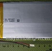 Pin máy tính bảng 4071107/3400mAh (Ainol novo7)