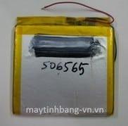 Pin máy tính bảng 506565/2500mAh