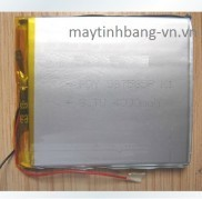 Pin máy tính bảng Onda Vi10  507585/3500mAh