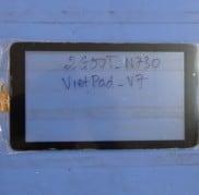 Cảm ứng  2Good-N730  / AOSON M73G / VietPad-V7 ( loại 6 chân & 15 chân )