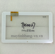 Cảm ứng máy tính bảng 9 inch / TPC0027