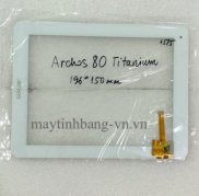 Cảm ứng máy tính bảng Archos 80 Titanium