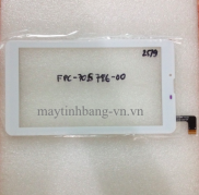 Cảm ứng 7 inch / FPC-70s786-00
