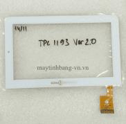 Cảm ứng máy tính bảng 7 inch TPC1193 Ver.2.0