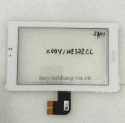 Cảm ứng máy tính bảng Asus K00Y ME372CL
