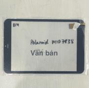 Cảm ứng máy tính bảng Polaroid MID7838