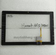 Cảm ứng máy tính bảng chọn bài Karaoke Hanet 10s / Hanet HD10