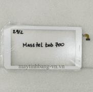 Cảm ứng máy tính bảng Masstel tab 700
