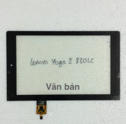Cảm ứng máy tính bảng Lenovo Yoga 2 830LC