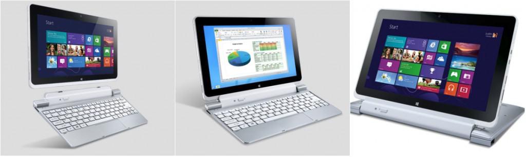 Acer W511 tablet