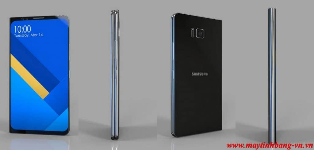 Cac goc canh Samsung Galaxy X