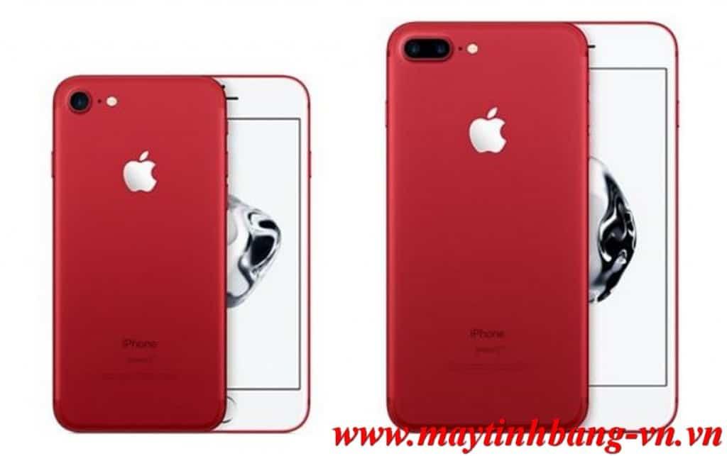 Iphone 7 va Iphone 7 plus mau do