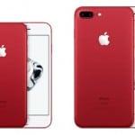 Choáng ngợp với bộ đôi Iphone 7 / Iphone 7 Plus màu đỏ son cực chất