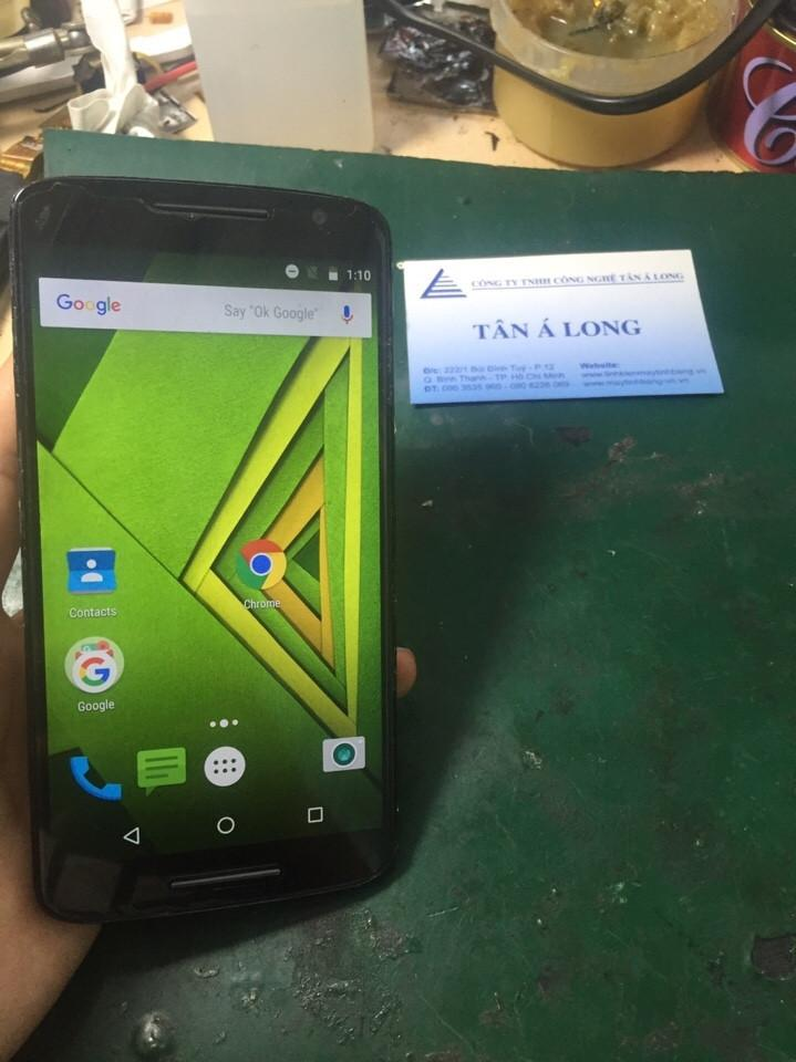 Motorola X Play Xt1562 sau khi thay man hinh