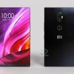 """Xiaomi Mi Mix 2 với thiết kế """"không viền"""" cực đẹp"""