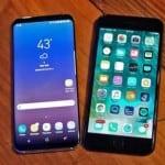 """""""Đại chiến"""" Samsung Galaxy S8 và Apple Iphone 7 – liệu ai sẽ giành phần thắng ?"""