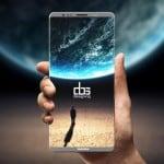 [Concept] Bản thiết kế Samsung Galaxy S9 tuyệt vời – màn hình 4K, viền màn hình siêu mỏng