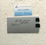 Pin máy tính bảng 2.5x78x160mm / 4800mAh