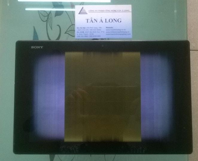 Sony Tablet Z2 hỏng màn hình