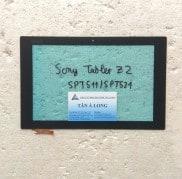 Cảm ứng Sony Xperia Tablet Z2 SPT511/SPT521