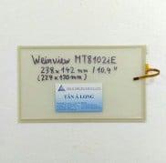 Màn hình cảm ứng HMI 10.4 inch Weinview MT8102iE / 238×142 mm