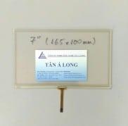 Tấm cảm ứng HMI 7 inch kích thước 165×100 mm