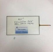 Tấm cảm ứng HMI 10.1 inch 234×135 mm