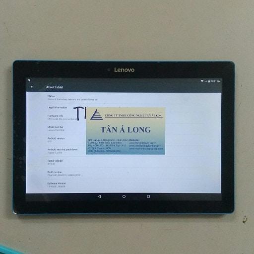 Thay cảm ứng máy tính bảng Lenovo Tab 10 TB-X103F