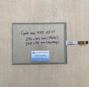 Cảm ứng công nghiệp HMI 12.1 inch 5 chân TTW5121005