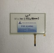 Cảm ứng công nghiệp HMI 7 inch cáp 4 chân 164×100 mm ( 152×86 mm)