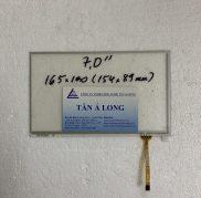 Tấm cảm ứng HMI 7 inch 165×100 mm (154×89 mm)