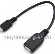 Cable OTG kết nối USB 3G / Bàn phím