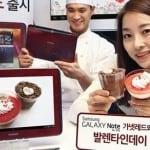 Samsung giới thiệu Galaxy Note 10.1 màu đỏ hồng ngọc cho lễ Tình nhân