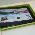 Máy tính bảng Xperia Tablet Z có khả năng chống nước