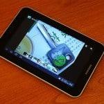 Máy tính bảng Galaxy Tab 7 Plus có bản nâng cấp 4.1.2