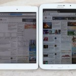 Máy tính bảng Samsung Galaxy Note 8.0 đọ dáng iPad Mini