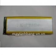 Pin máy tính bảng 3650145/3000mAh