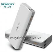Pin sạc ngoài ROMOSS SENSE 4 / 10400mAh_5V