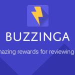 Thử nghiệm ứng dụng và giành giải thưởng với Buzzinga