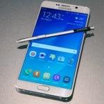 8 điểm trừ của Galaxy Note 5