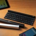 Rolly Keyboard – bàn phím cuộn độc đáo cho smartphone, tablet
