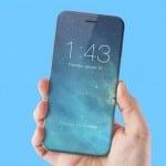 """Iphone 8 sẽ có bước """"đột phá"""" lớn về ngoại hình chưa từng có từ trước đến nay ?"""