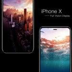Rò rỉ thông tin mới nhất về Iphone 8 – Màn hình OLED 5,8″, nhận diện khuôn mặt 3D