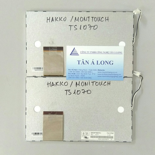 Màn hình cảm ứng HMI 7 inch Hakko TS1070 HSD070IDW1-D00