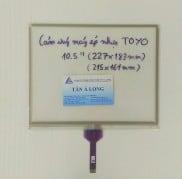 Cảm ứng công nghiệp HMI 10.5 inch máy ép nhựa TOYO GT 4484038 G-27