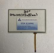 Cảm ứng công nghiệp HMI 7 inch 4 chân 164×102 mm ( 153×92 mm)