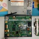 Sửa chữa màn hình công nghiệp HMI Schneider