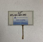 Tấm cảm ứng HMI 6.2 inch 155×88 mm ( 145×79 mm )